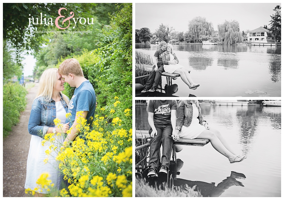 runnymede engagement photography